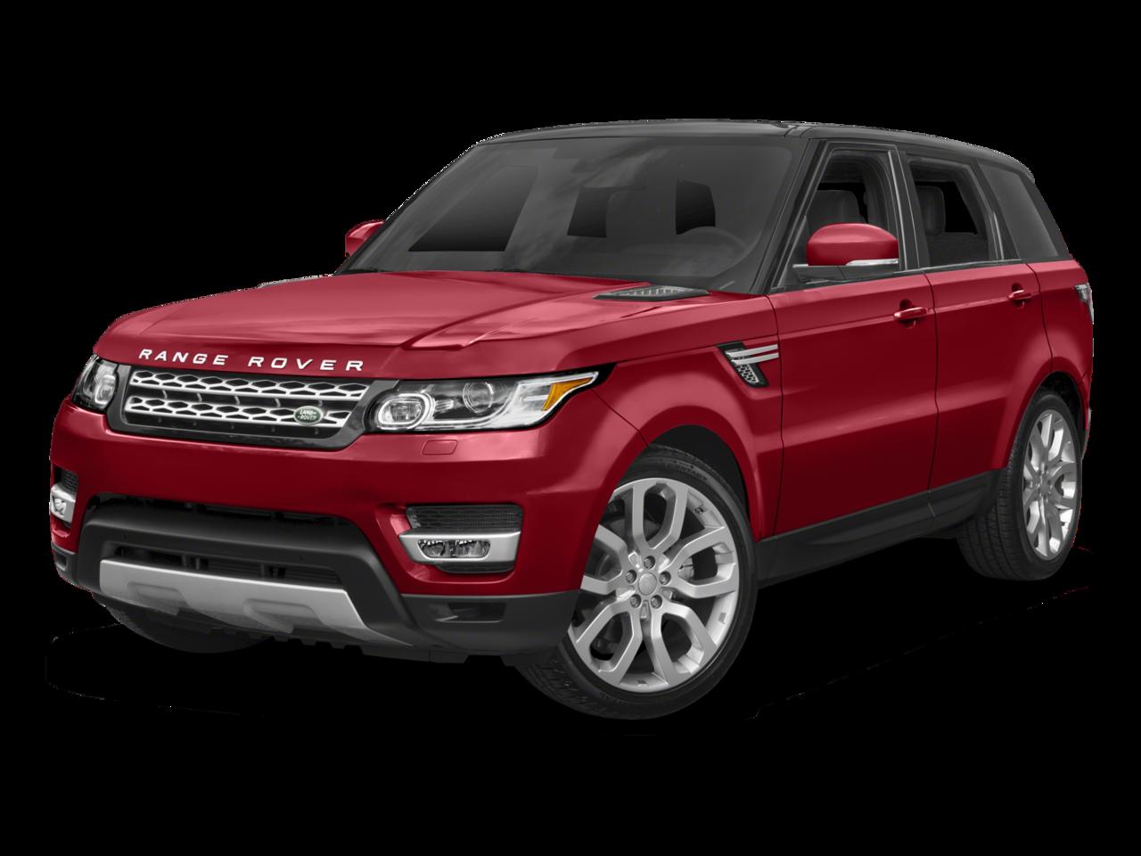 2017 Land Rover Range Rover Sport V8 Supercharged SVR VDP CarHub